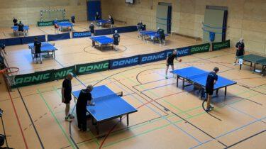 1. Tischtennis Stadtmeisterschaft Oberursel